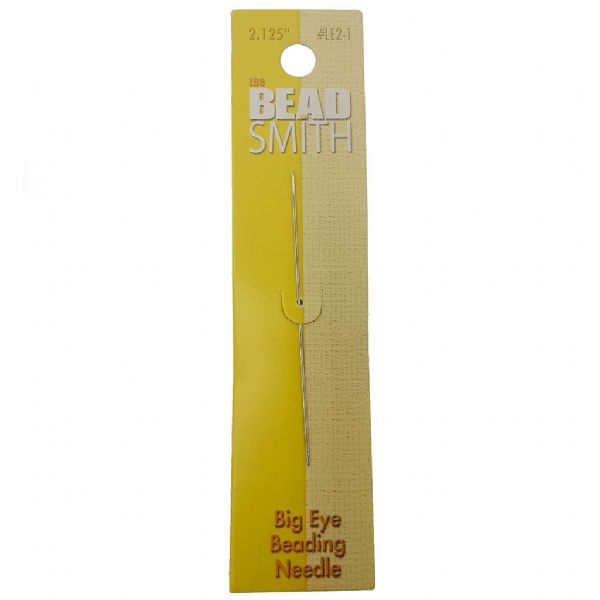 Beadsmith Big Eye Beading Needle